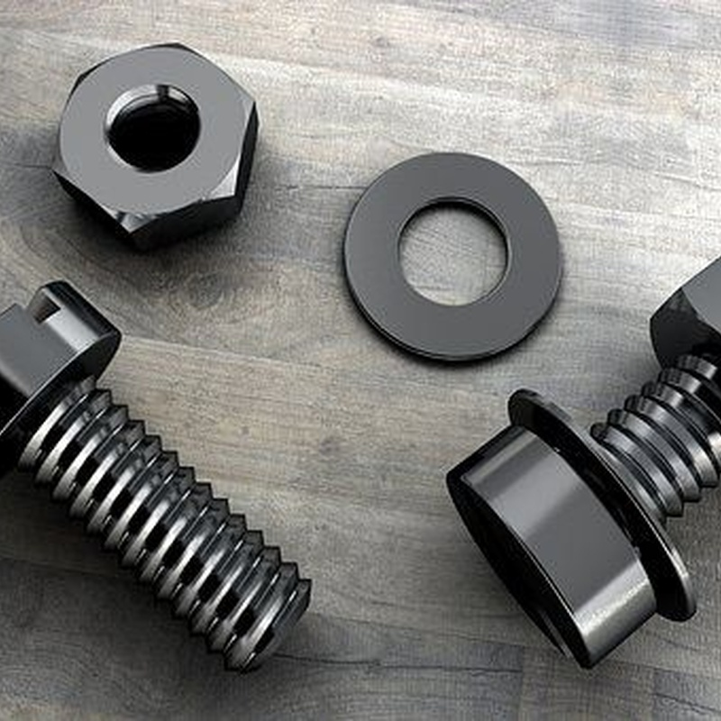 Tornillería industrial: Productos de Repuestos Gelu,. S.L