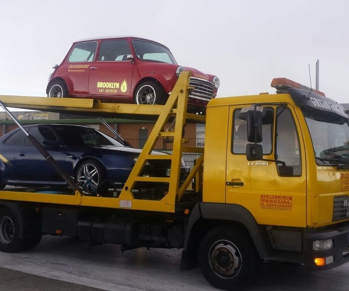 Transporte de Vehículos en Madrid