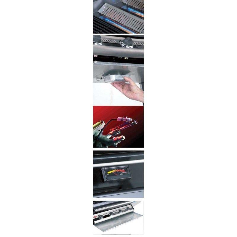 Barbacoa gas carro Discovery Plus 4B: Productos y servicios de Mk Toldos