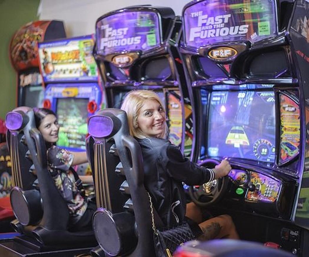 Juegos que han hecho historia en las máquinas recreativas