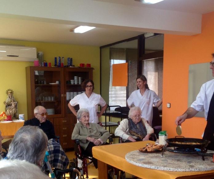 Residencia geriátrica El Pinar Terrassa / Sabadell