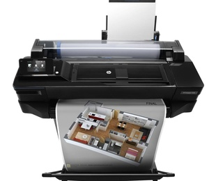 PLOTTER HP Designjet T520 36-in ePrinter