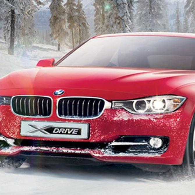 Los faros angel eyes, un indicativo de BMW