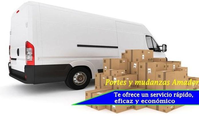 Mudanzas desde Málaga a Toledo, Ciudad Real, Cuenca, Guadalajara.: MUDANZAS Y PORTES de Mudanzas Amador