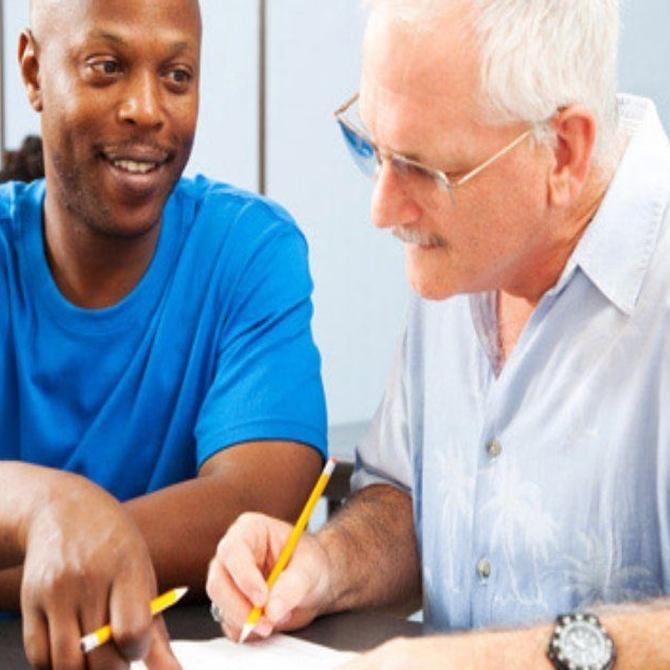 La terapia ocupacional para los mayores (I)
