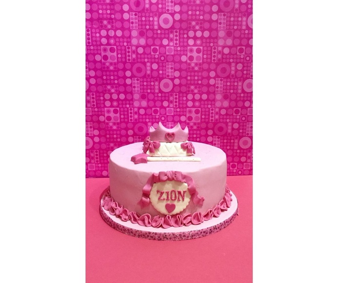 Tartas especiales para bodas, bautizos y comuniones: Productos de Taller de tartas Can Pinyol
