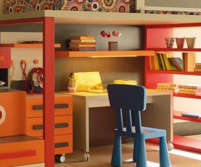 Litera 2: Nuestros muebles de Muebles Aguado