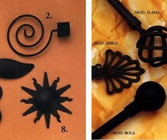 Protectores para el párking: Productos de Bricolatge Martí