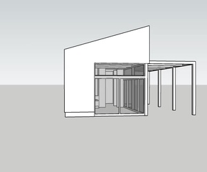 #casaminima #45m2 #singlesmallhouse #fpmarquitectura #sitges #architecture