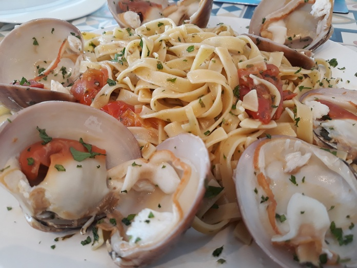 Pasta: Carta de Restaurante Marlin
