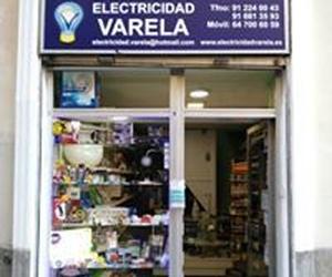 Tienda electricidad Madrid