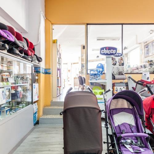 Tiendas de bebés en Hospitalet de Llobregat