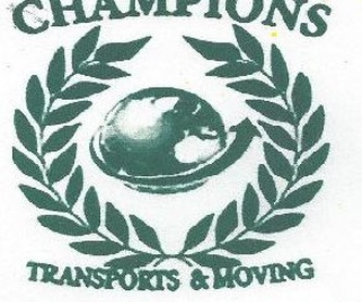 Mudanza local: Servicios de Champions Internacional Transports & Moving