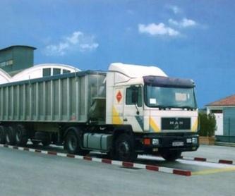 Conjunto etiquetadora ETD: Servicios de Pesajes La Mancha | Básculas Industriales