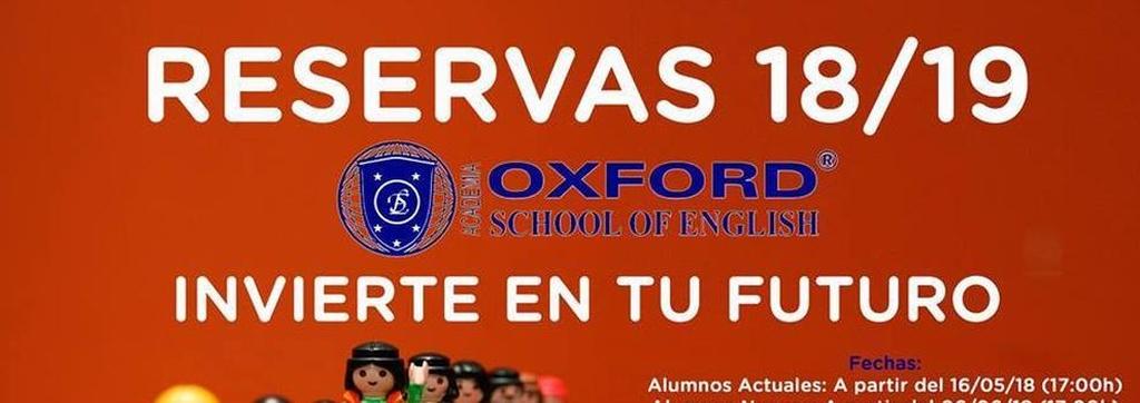 Preparación B2 inglés Aluche Madrid | Oxford School of English