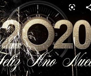 Feliz año!