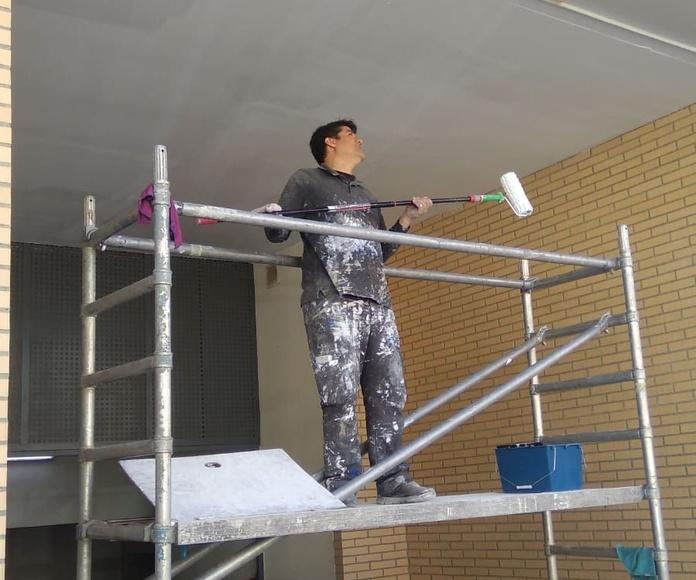 Pintura: Servicios de Ebroservicios