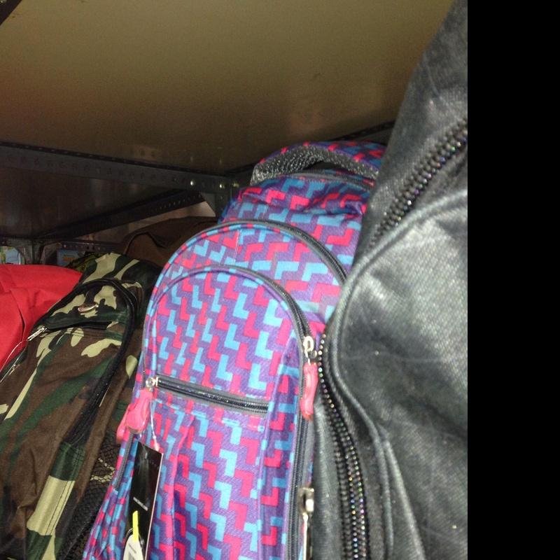 Variado de mochilas