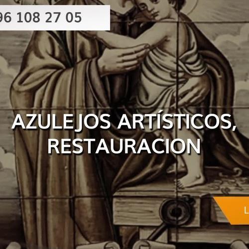 Cerámica artística  Quart de Poblet | Azulejos Artísticos Bondia | Azulejos artesanos Bondía