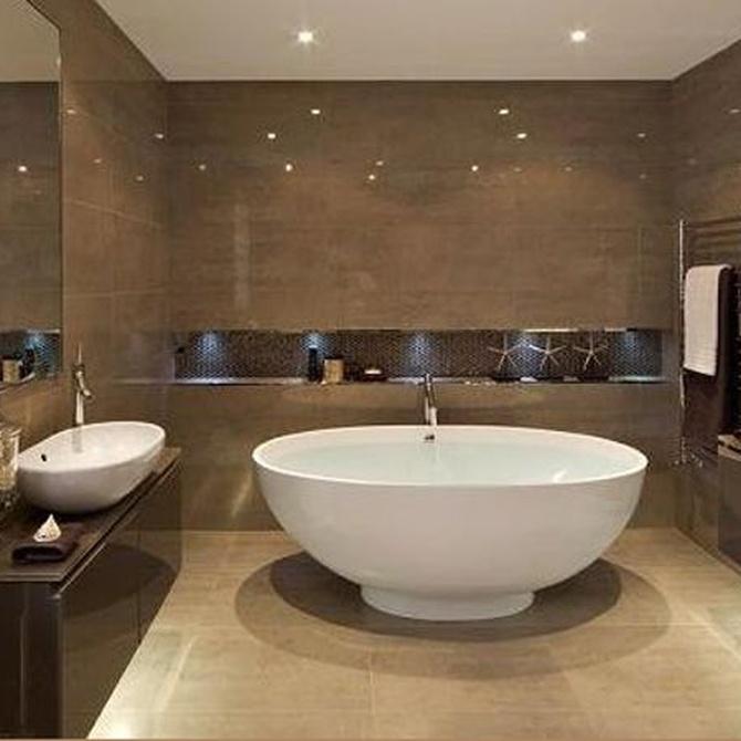 Unas ideas para elegir los muebles del baño