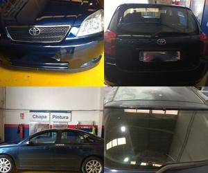 Chapa y Pintura Toyota