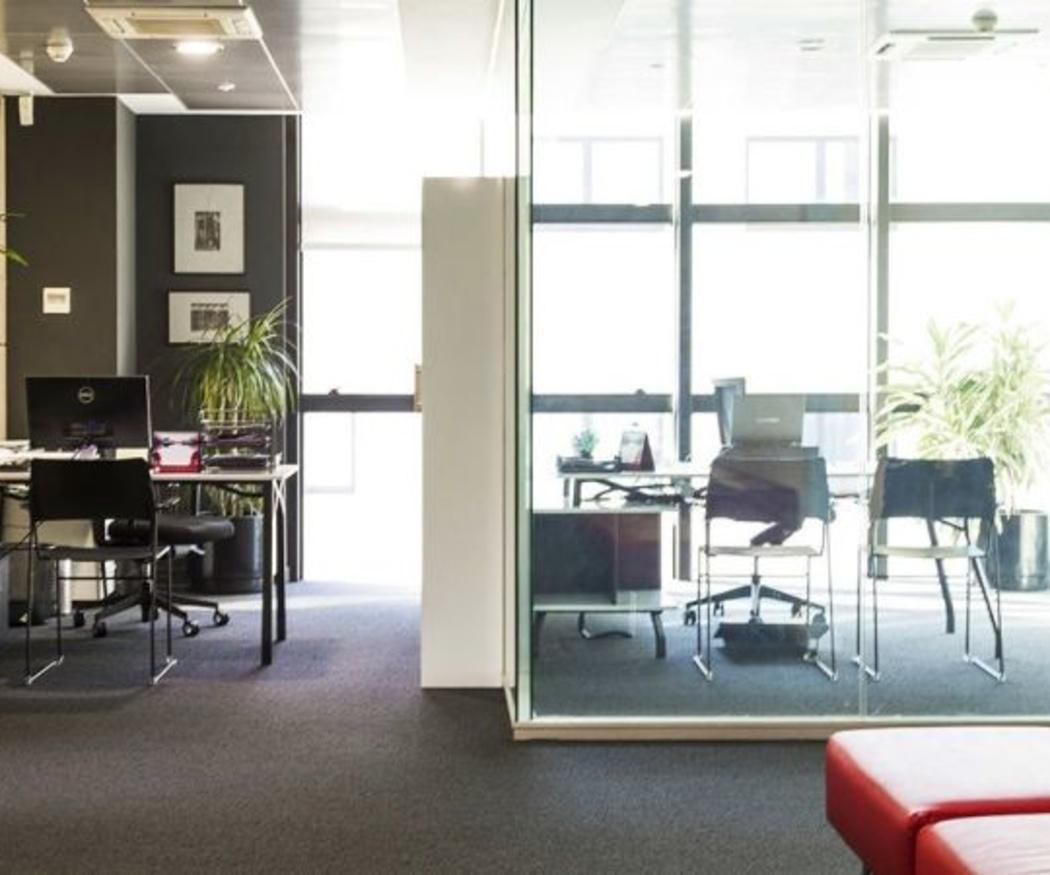 La importancia de los proyectos de decoración en la oficina