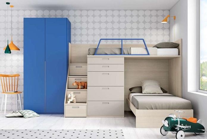 Juvenil JV_6: Muebles de Spais a Mida