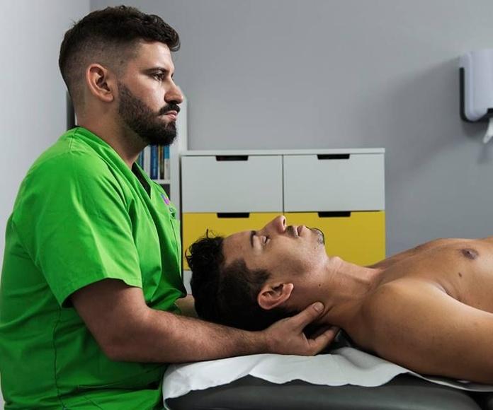 Tratamientos fisioterapia: Tratamientos de Kinesics Fisioterapia