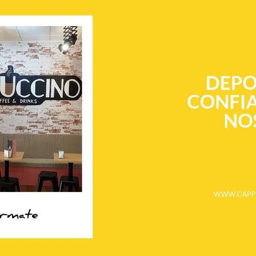 Dónde merendar Málaga | Cappuccino Teatinos