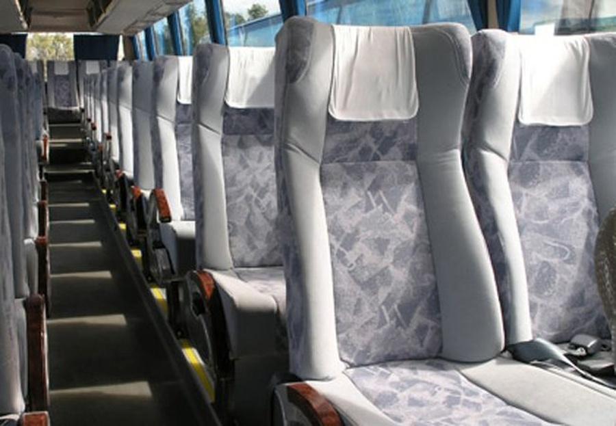 Medidas de seguridad cuando viajamos en autobús