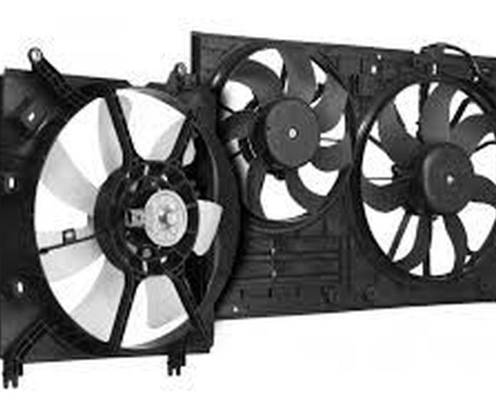 Ventiladores electricos: Productos y  catalogos pdf de Auto-Radiadores José