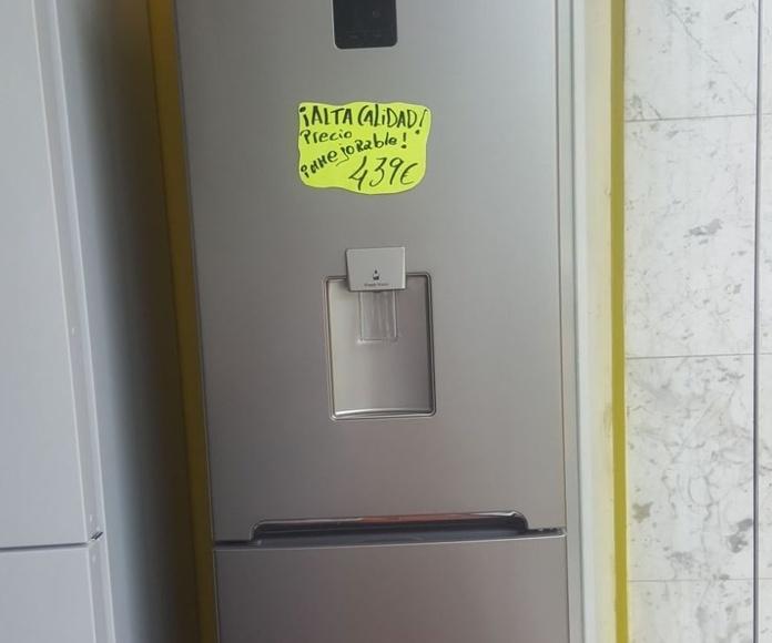 Ofertas frigorificos Barcelona|electrodomesticos carlos