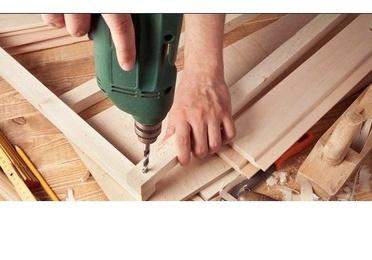 Reparación de carpintería de madera