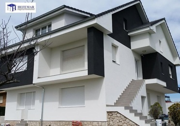Rehabilitación de fachadas de SATE y ventiladas