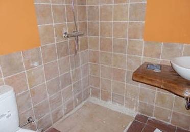 Instalación de sanitarios - alicatados - tabiques - azulejos - cerámica