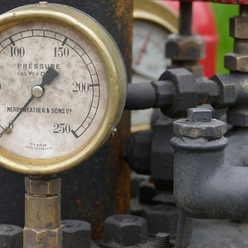 GAS EMPRESAS: SERVICIOS OFRECIDOS de ÉCHAME UN CABLE