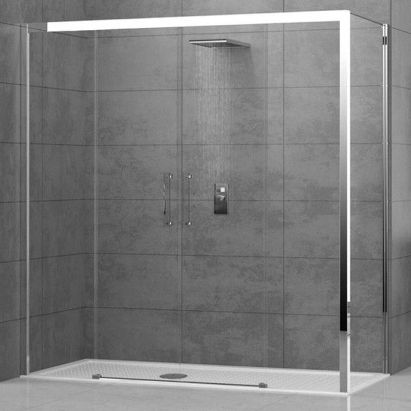 Mamparas de ducha: Servicios  de Alarcón Cocinas Los Belones