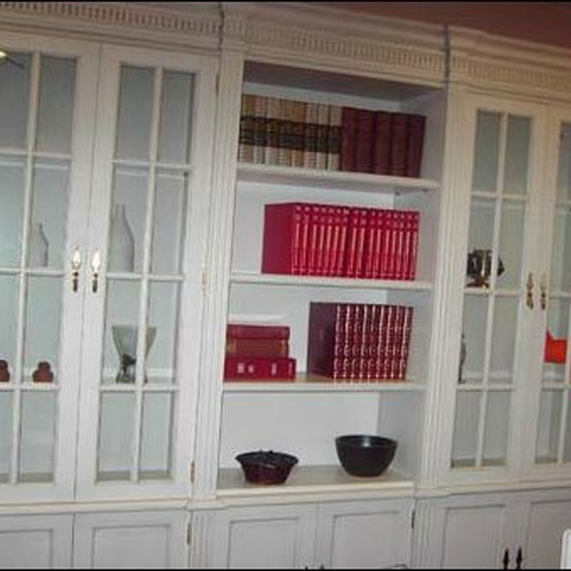 Muebles y librerías: Productos de Puertas Gaviota, S.L.