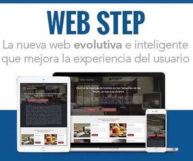 Web Step: buscando la conversión de tu página