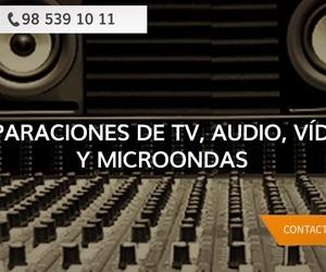 Televisión, Vídeo y Sonido (reparación) en Gijón | Astusetel
