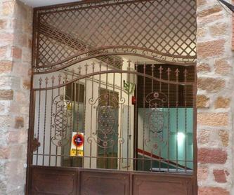 Puertas de Calle: Productos de MJ Puertas y Automatismos
