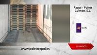 Venta de palets Madrid | Repal