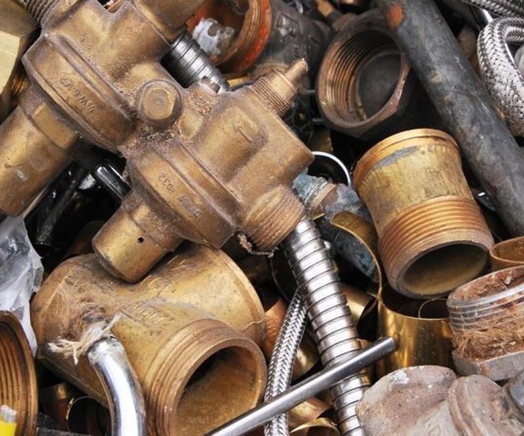 El reciclaje de metales