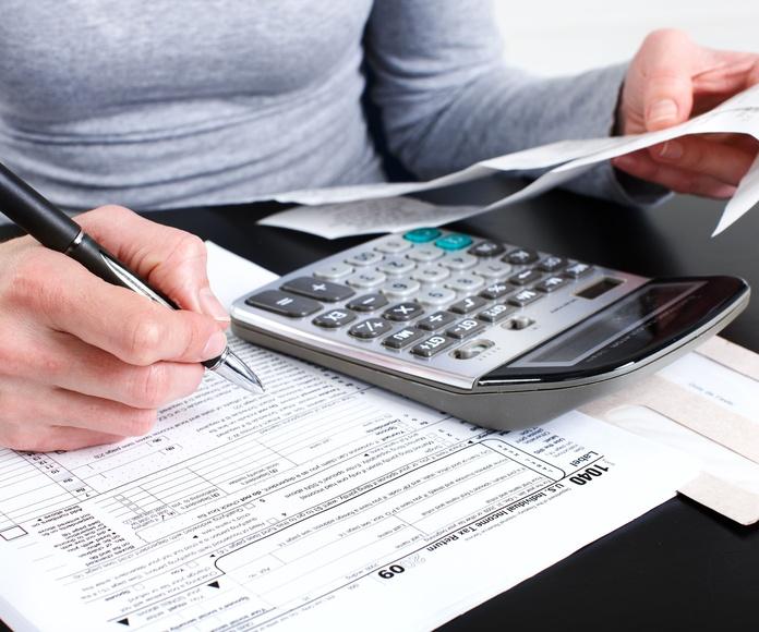 Asesoría Fiscal: Servicios de MG Prime