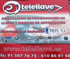 Galería de Cerrajería del automóvil en Madrid | Telellave