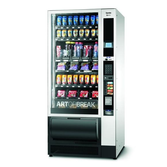 Máquinas de snacks: Productos y servicios de Dixmar Vending