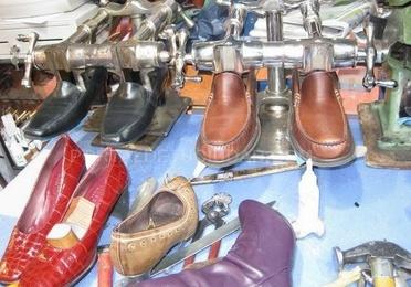 Reparación del calzado
