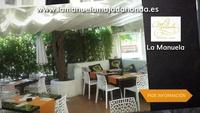 Restaurante con terraza en Majadahonda: La Manuela