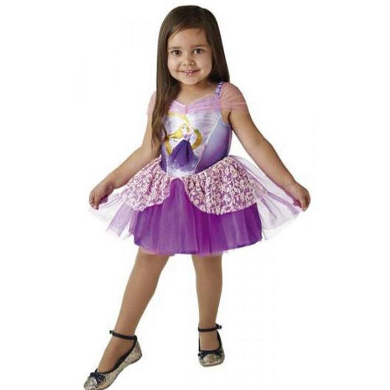 Disfraz Rapunzel preschool
