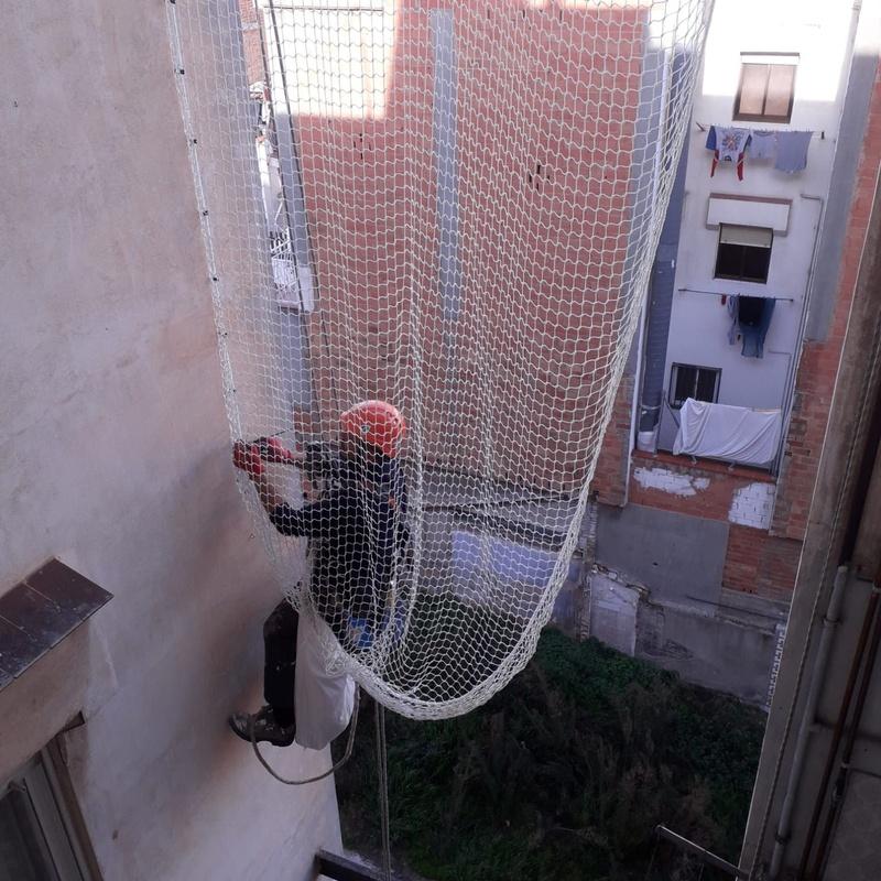 Trabajos verticales: Servicios de Fresgrup